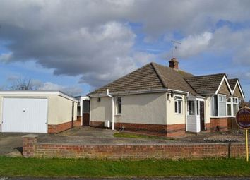 Thumbnail 2 bed semi-detached bungalow for sale in Lorraine Crescent, Spinney Hill, Northampton