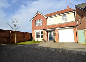 Thumbnail 4 bed property for sale in Brocklesby Avenue, Immingham