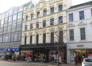 Thumbnail Retail premises to let in Queens Arcade, Belfast