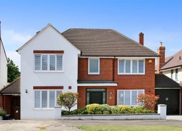 Thumbnail 6 bed detached house for sale in Newberries Avenue, Radlett