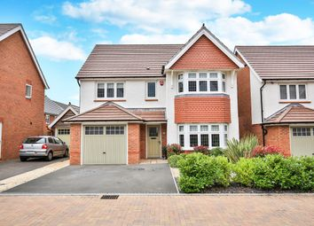 Thumbnail 4 bed detached house for sale in Clos Goch, Pentyrch, Cardiff