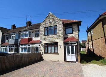 Thumbnail 3 bedroom semi-detached house for sale in Hall Road, Isleworth