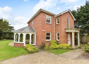 Thumbnail 4 bed detached house to rent in Isington Lane, Isington, Alton