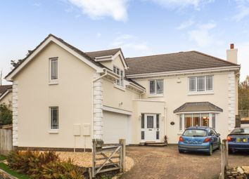 Thumbnail 5 bed detached house for sale in Wheal Regent Park, Carlyon Bay, St. Austell