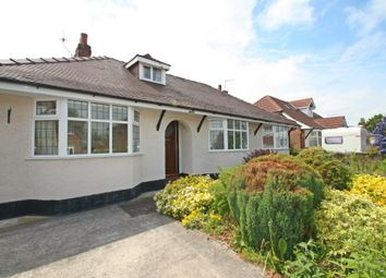 Thumbnail 3 bed detached bungalow to rent in 6 Mayfield Grove, Cuddington, Northwich, Cheshire