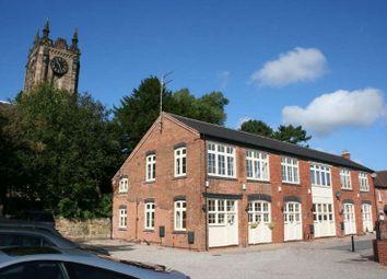 Thumbnail 1 bed flat to rent in Kirkland Close, Ashby-De-La-Zouch