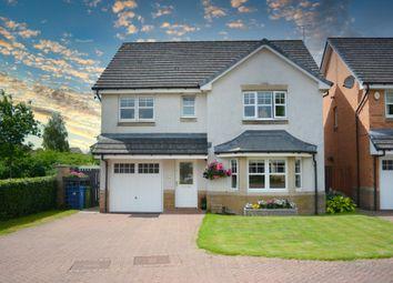 Thumbnail 4 bed detached house for sale in Denbecan, Alloa, Clackmannanshire
