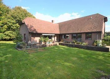 Thumbnail 4 bed detached bungalow to rent in Stowting Common, Ashford