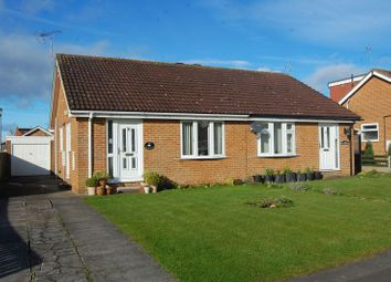 Thumbnail 2 bed semi-detached bungalow for sale in Fairfield, Stockton Road, Thirsk