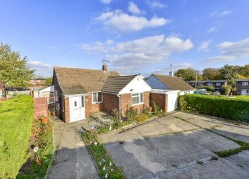 Thumbnail 3 bed bungalow for sale in Croyd Avenue, Corby, Northamptonshire