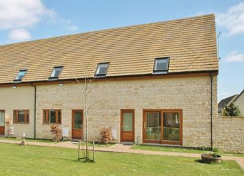 Thumbnail 2 bed end terrace house to rent in 2Bed Oaksey Park, Oaksey, Wiltshire