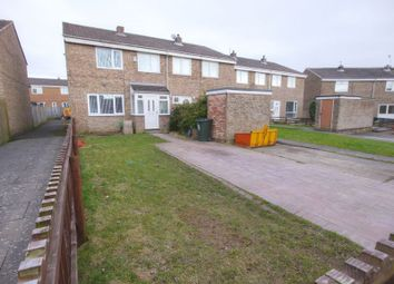 Thumbnail 3 bed terraced house for sale in Haggerston Close, Westerhope, Newcastle Upon Tyne
