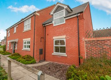 Thumbnail 4 bedroom detached house for sale in Harebell Drive, Yaxley, Peterborough