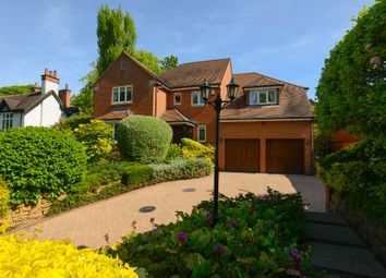 5 bed detached house for sale in Richmond Drive, Mapperley Park, Nottingham NG3