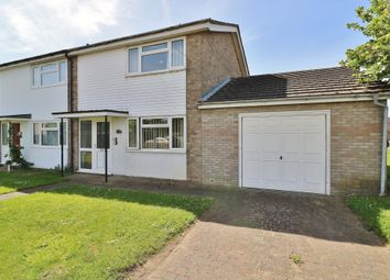 Thumbnail 2 bed end terrace house for sale in Brickhills, Willingham, Cambridge