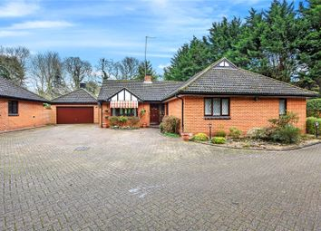 Thumbnail 3 bed detached bungalow for sale in Garden Close, Harpenden, Hertfordshire