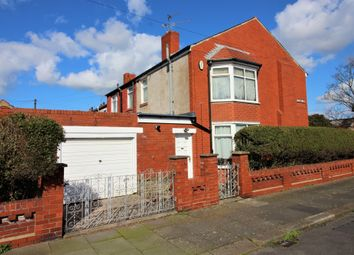 Thumbnail 1 bed flat to rent in Cameron Avenue, Blackpool, Lancashire