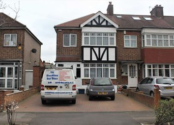 Thumbnail 3 bed detached house to rent in Glastonbury Avenue, Woodford Green
