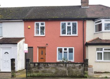 Thumbnail 3 bed terraced house for sale in Green Wrythe Lane, Carshalton, Surrey