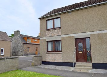 Thumbnail 2 bed semi-detached house for sale in 48 Brown Place, Wick