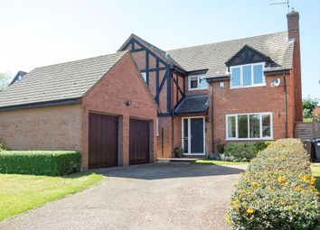 Thumbnail 4 bed detached house for sale in Brands Close, Ramsey, Huntingdon, Cambridgeshire