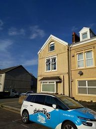 Thumbnail 4 bedroom flat to rent in Phillips Parade, Brynmill, Swansea