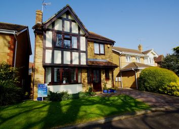 Thumbnail 4 bedroom detached house for sale in Eton Walk, Shoeburyness, North Shoebury