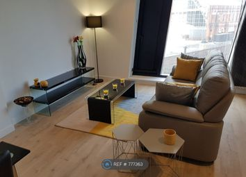 1 bed flat to rent in Axis Tower, Manchester M1