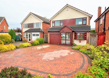 Thumbnail 3 bed detached house for sale in Oakhurst, Lichfield