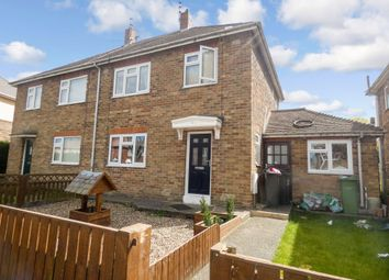 Thumbnail 3 bed semi-detached house for sale in Bothal Avenue, Guidepost, Choppington