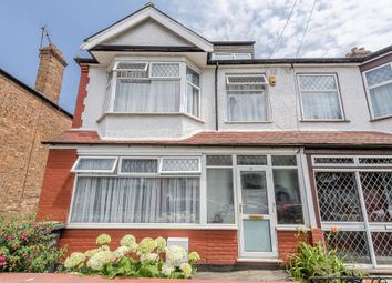 Thumbnail 4 bed terraced house for sale in Branksome Avenue, London