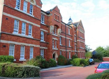 Thumbnail 2 bed flat for sale in Jellalabad Court, The Mount, Taunton, Somerset