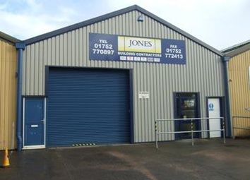 Thumbnail Light industrial for sale in Unit 5 Walkham Business Park, Burrington Way, Plymouth