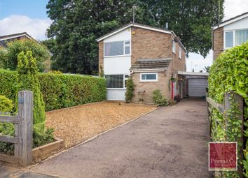 Thumbnail 3 bed link-detached house for sale in St. Clements Way, Brundall, Norwich
