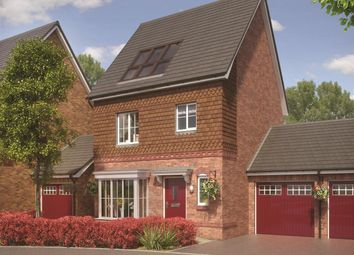 Thumbnail 4 bed detached house for sale in Aston Road, Shifnal