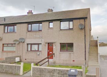 Thumbnail 2 bed flat for sale in 98, Ravenscraig Road, Peterhead AB421Ra