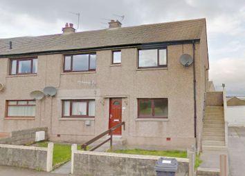 Thumbnail 2 bed flat for sale in 98, Ravenscraig Road, Peterhead AB421Ra
