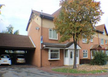 Thumbnail 4 bed end terrace house to rent in Hazel Court, Middlesbrough