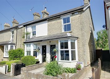 Thumbnail 2 bed cottage for sale in Sayesbury Road, Sawbridgeworth, Hertfordshire