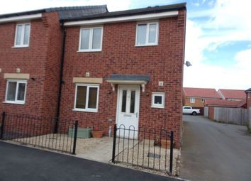 Thumbnail 3 bedroom terraced house for sale in Haggerston Road, Blyth
