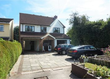 Thumbnail 4 bed detached house for sale in Papplewick Lane, Nottingham