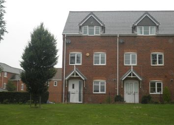 Thumbnail 4 bedroom end terrace house to rent in Tame Close, Wilnecote, Tamworth