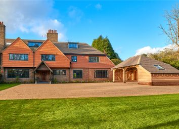 Thumbnail 6 bed property for sale in Weydown Road, Haslemere, Surrey