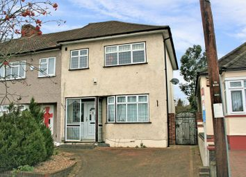 Thumbnail 3 bedroom terraced house for sale in Hillfoot Road, Romford