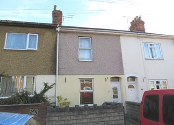 Thumbnail 2 bed terraced house for sale in Redcliffe Street, Swindon