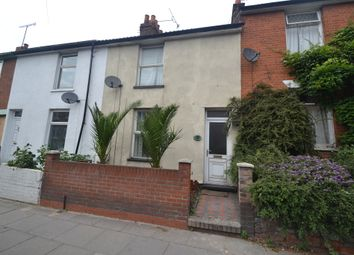Thumbnail 2 bedroom terraced house for sale in Handford Road, Ipswich