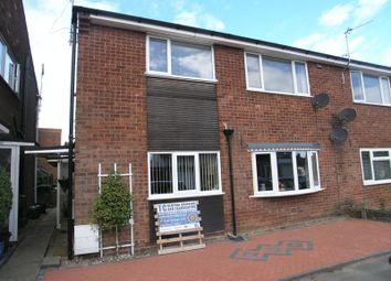 Thumbnail 3 bed flat for sale in Leafield Gardens, Halesowen