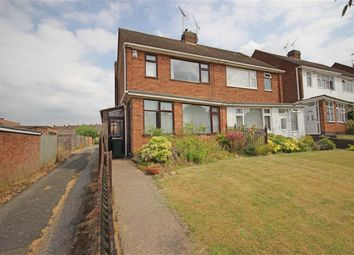 Thumbnail 2 bed semi-detached house for sale in Claverdon Road, Mount Nod, Coventry