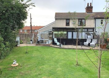 Thumbnail 2 bedroom semi-detached house for sale in Cats Lane, Sudbury