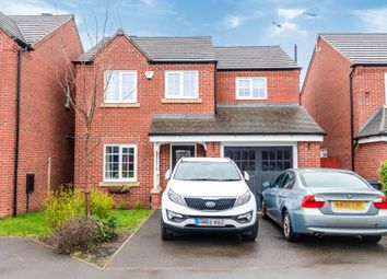 Thumbnail 3 bed detached house for sale in Angelica Grove, Houghton Conquest, Bedford